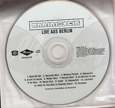 rammstein limited edition cd