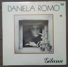 LP 33 Giri DANIELA ROMO Gitana 1987 emi SLEMN-1494 bolero SIGILLATO no cd mc