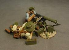 JOHN JENKINS WW1 GALLIPOLI CAMPAIGN 1915 GLA-18 ANZAC VICKERS MG TEAM MIB