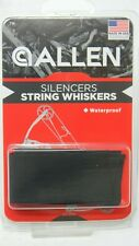 Allen Silencers String Whickers- Waterproof - Pack  - #7W - New
