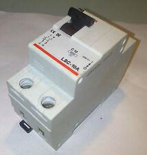MEDEX LSC  C10 10 A MAGNETOTERMICO CIRCUIT BREAKER 1 POLO + NEUTRO
