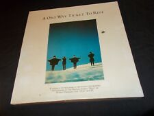 THE BEATLES One Way Ticket To Ride BOX Photos HELP! CD Rare! Limited Edition UFO