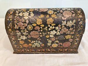 Antique Indian Kashmiri Stationary Box