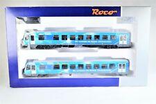 """Roco H0 72076/ Dieseltriebzug BR 628.4 der DB AG im """"Bahnland Bayern""""-Look / NEU"""