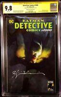 DETECTIVE COMICS #1000 CGC SS 9.8 BILL SIENKIEWICZ VARIANT BATMAN HARLEY JOKER
