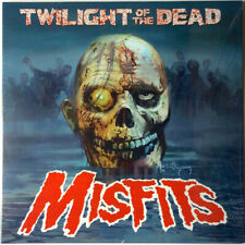 "Misfits ‎Twilight Of The Dead Vinyl Blue Color 12"" Single LP Sealed"