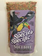 PRETTY BIRD SOFTBILL FOOD, MYNAH AND TOUCAN 3 LB. BRAND NEW  (06/29/20)