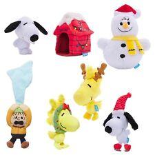 CHOICE- Charlie Brown Christmas Bark BarkShop BarkBox X PEANUTS Dog Toys SNOOPY