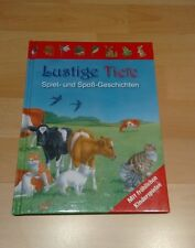 "Buch ""Lustige Tiere"""