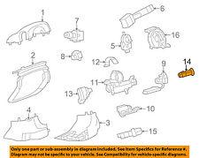 GM OEM-Ignition Lock Cylinder 20869121