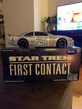 Action NASCAR 1/24 BW Bank Michael Waltrip #21 Citgo/Star Trek 1996 Ford T-Bird