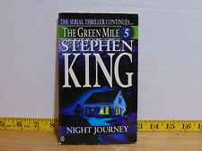 The Green Mile Part 5: Night Journey by Stephen King (July 1996, Pb) 1st/1st