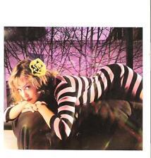 "KYLIE MINOGUE flower in her hair magazine PHOTO / mini Poster 9x7"""