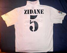 Camiseta Adidas ZIDANE Real Madrid Centenario 2002 2003 shirt maglia jersey