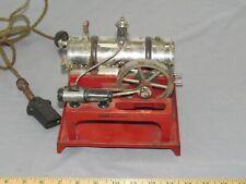 Vintage WEEDEN 110 volt Steam Engine Electric with Cord