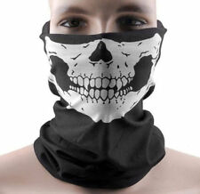 Skull Novel Helmet Motorcycle Mask Bike Bandana Paintball Face Neck Ski Headband