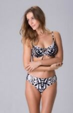 Diva by Rachel Pappo Lotus Bikini Animal Print Size Size 10 'C'Cup #22D360