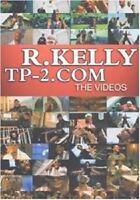 R. KELLY 'TP-2.COM: THE VIDEOS' DVD NEW+ !!!!