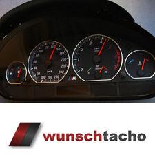 Tachoscheibe für Tacho BMW E46 Benziner *Vamp*  300 kmh
