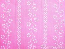 Tessuto vestito tirolese Cotone Costume tradizionale Fiore Di Stoffa rosa vite