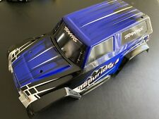 Traxxas Telluride 4x4 Body 6712X Blue 1/10