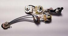 Rickenbacker 4001S/4003S Bass Wiring Harness - Mono/Stereo