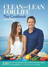 Clean and Lean for Life by James Duigan (Hardback Book 2015)