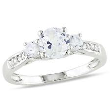 Sapphire Stone Fashion Rings