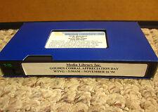 GOLDEN CORRAL Toledo Appreciation Day 2004 WTVG veterans Ohio news spot VHS