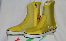 Wetsuit Boots Size 4 Yellow Gull Boat Jet Ski Canoe Sail Kite Surf Aqua Sports