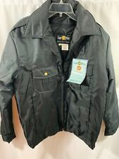Law Pro By Quartermaster Centurion Duty Jacket Police Small Remove Liner Black