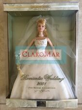 ☀ NEW BARBIE Romantic Wedding Bridal Collection Doll Second in Series Blonde