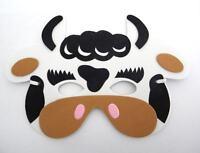 Animal Zoo Farm Jungle Foam Kids Mask Costume Fancy Dress School Party New