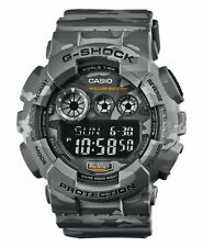 Casio G-SHOCK GD120CM-8  Gray Woodland Camouflage Resin Digital 200m Men's Watch