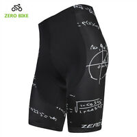 Men's Sports Riding Cycling Shorts Bicycle Bike 3D Padded Shorts Coolmax Trouser