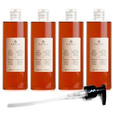 Prija Haut und Haarshampoo mit Ginseng 4x 380 ml Flakon Hair & Body Duschgel