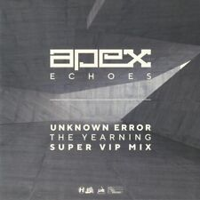 APEX / UNKNOWN ERROR - Echoes / Yearning SUPER VIP Vinyl Hospital Drum And Bass
