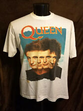Original 1992 Queen Miracle Freddie Mercury vtg Shirt Band Backstage Pass Rare