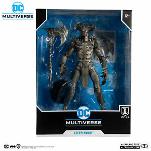 DC Multiverse Justice League Steppenwolf Megafig - McFarlane Toys