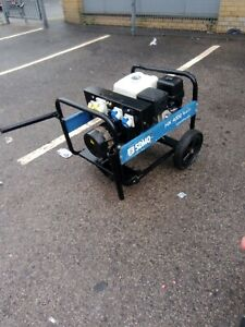 GENERATOR SDMO HX4000 GENERATOR 4.1 KVA PETROL POWERED