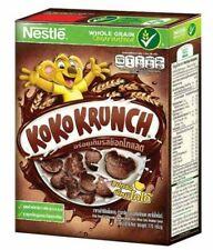 170 g NESTLE CEREALS KOKO KRUNCH with MILK BREAKFAST CHOCOLATE WHOLE GRAIN CORN