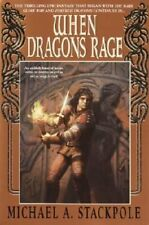 New listing When Dragons Rage: Book Two of the Dragoncrown War Cycle by Michael A Stackpole