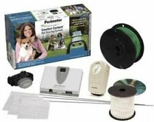 DOG FENCE PERIMETER TECHNOLOGIES PTPCC-100D 1 DOG KIT