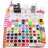Complete Acrylic Nail Gel Kit Acrylic Liquid & Powder Nail Tips Tools DIY Set