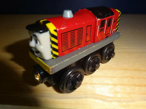 Thomas & Friends Wooden Railway Train Salty 2003 Learning Curve