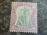 MONTSERRAT POSTAGE REVENUE STAMP SG30 1/- LIGHTLY-MOUNTED MINT