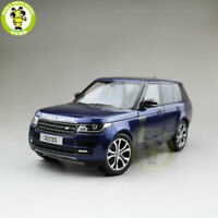 1/18 LCD Land Rover Range Rover SUV Diecast SUV CAR MODEL TOYS kids gift blue