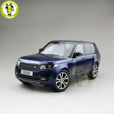 1/18 LCD Land Rover Range Rover SUV Diecast SUV CAR MODEL TOYS kids gift blue