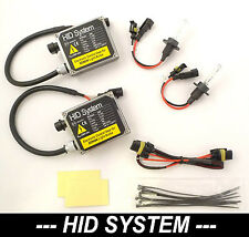 6000K 8000K 10000K HID LIGHT KIT 9006 9005 9007 H1 H4 H7 H11 H13 HB2 HB4 HB1 HB5