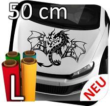 50cm Auto Autoaufkleber Drachen Dragon Drache Tribal Aufkleber Sticker No.11